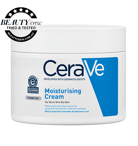 CeraVe Moisturising Cream - Rich Cream for Dry to Very Dry Skin| CeraVe®  Australia