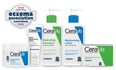 CeraVe and the  Eczema Association of Australasia