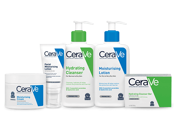 CeraVe Australia Family of products